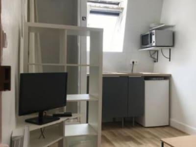 Paris 17 - 1 pièce(s) - 11 m2 - 5ème étage