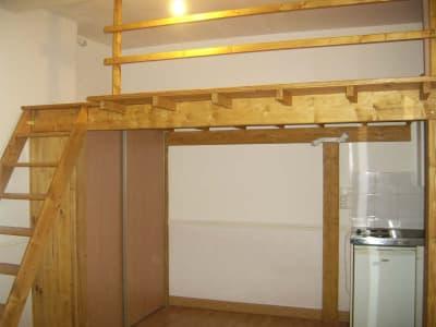 Nimes - 1 pièce(s) - 18 m2 - 4ème étage