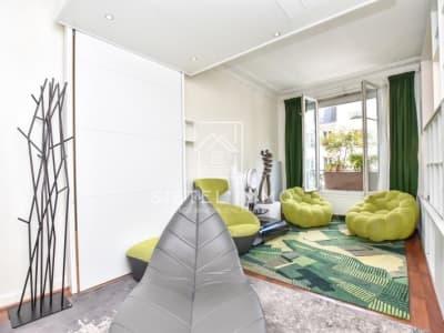Paris - 2 pièce(s) - 35 m2 - 1er étage