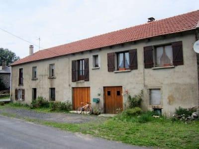 Maison en pierre  180 m2 divisée en 2,  secteur Présailles
