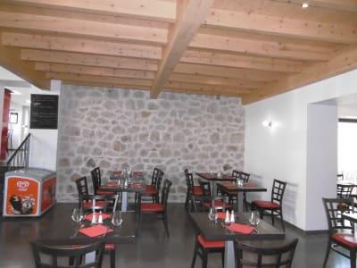 Fond de commerce restaurant bar clientèle professionnelle et