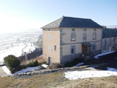 Belle maison de village à Fay sur Lignon.