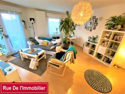 Dettwiller - 3 pièce(s) - 60.78 m2 - 1er étage