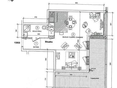 Juvisy Sur Orge - 1 pièce(s) - 38.8 m2