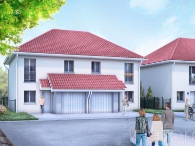 Maison Saint Chef 4 pièce(s) de 85.40m²