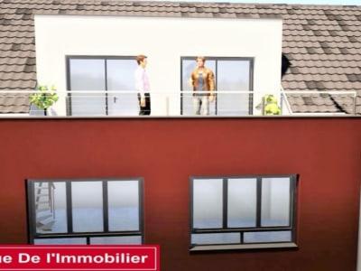 Mommenheim - 3 pièce(s) - 80 m2 - 1er étage