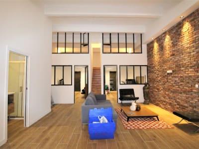 Loft/workshop/open plan 4 rooms