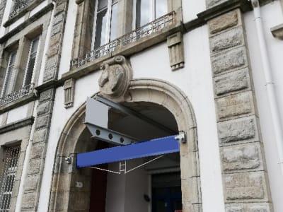Bureaux Quimper 420 m2