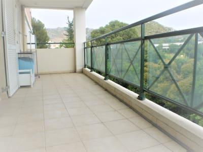 T2. Vallon de Toulouse. 45 m2 + Terrasse : 15 M2 + Gge. Standing
