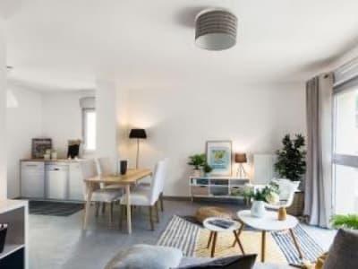 Clichy - 2 pièce(s) - 41 m2 - 10ème étage