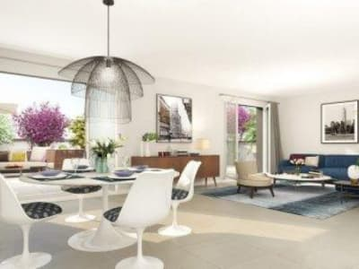Clichy - 4 pièce(s) - 71 m2 - 4ème étage