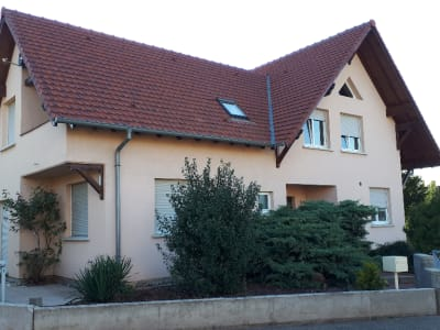 Belle maison spacieuse à Willgottheim