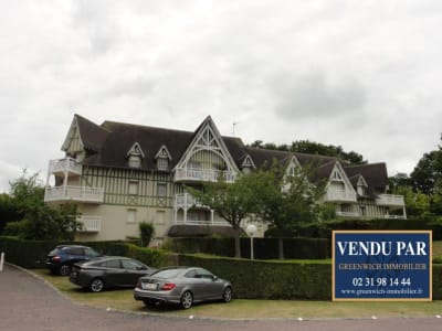 Villers Sur Mer - 2 pièce(s) - 29 m2 - 2ème étage