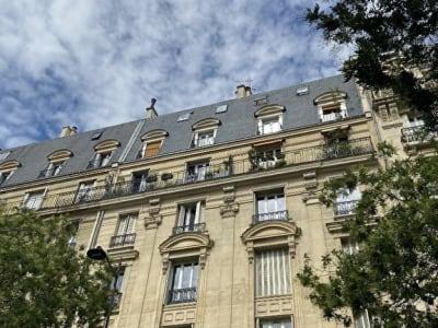 PARIS 17ème - BATIGNOLLES -  CHAMBRE avec ascenseur
