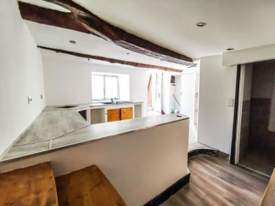 Bras - 2 pièce(s) - 35 m2 - Rez de chaussée