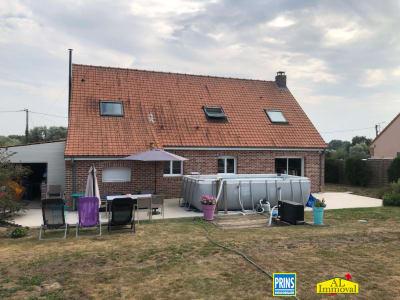 Maison individuelle - 5 pièces - 143m2