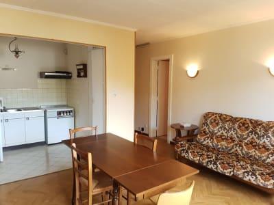 Appartement meublé type 2 pièces centre ville !!!!