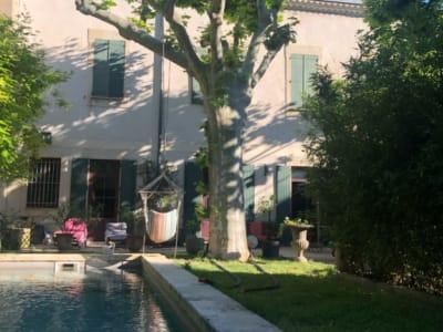 HOTEL PARTICULIER NIMES - 9 pièce(s) - 335 m²