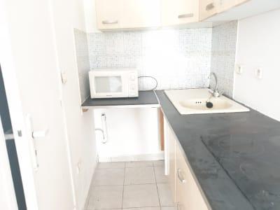 Appartement Marseille  1 pièce(s) 22 m2