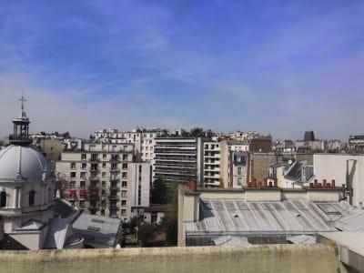 Paris 16ème - 1 pièce(s) - 15.3 m2