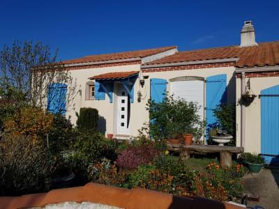 Maison St Gilles Croix De Vie 4 pièce(s) 75m2
