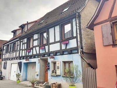 Appartement/Maison Wintzenheim 4 pièce(s) 105 m2