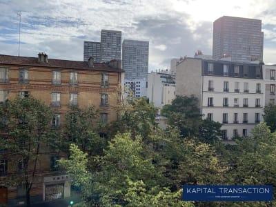 Paris 13 - 2 pièce(s) - 39.35 m2 - 4ème étage