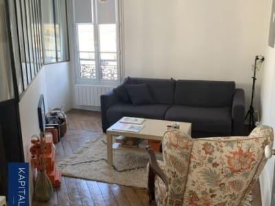 Paris 10 - 2 pièce(s) - 43 m2 - 5ème étage