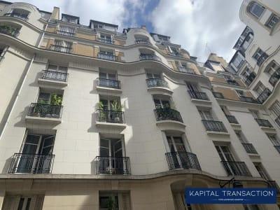 Paris 16 - 1 pièce(s) - 8.5 m2 - 8ème étage