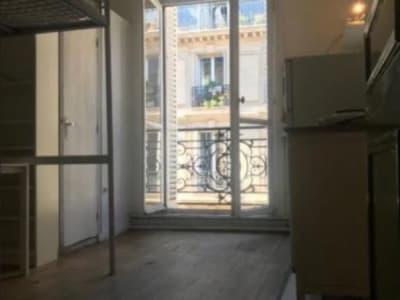 Paris 08 - 1 pièce(s) - 15 m2 - 3ème étage