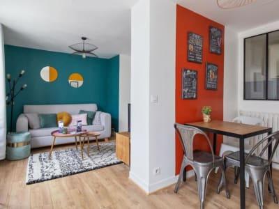 Paris-3e-arrondissement - 2 pièce(s) - 30 m2