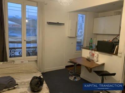 Paris 15 - 1 pièce(s) - 17 m2 - 1er étage