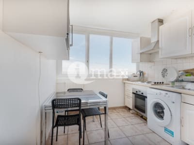 COLOMBES - CENTRE - 3 PIÈCES - 291 000€ F.A.I