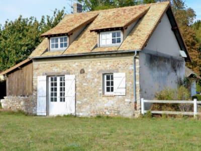 Longnes Maison en pierre 2 pièces sur terrain de 3000m²