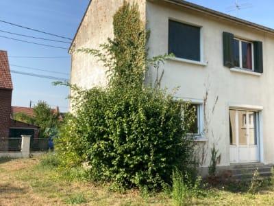 Maison en plein centre de Ribécourt