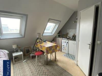 Paris 15 - 1 pièce(s) - 16 m2 - 6ème étage
