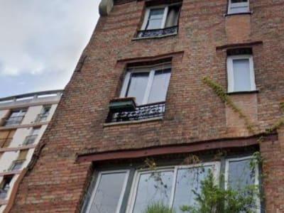 Paris 10 - 1 pièce(s) - 17.04 m2 - 7ème étage