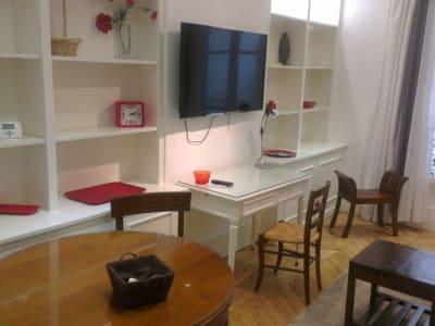 Paris 17ème - 2 pièce(s) - 42 m2