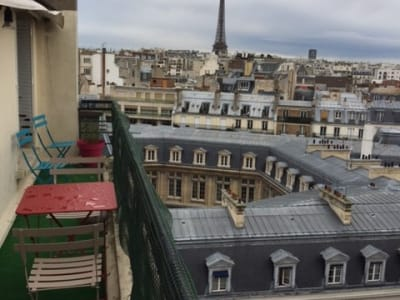 Vente appartement Paris 16ème (75016)