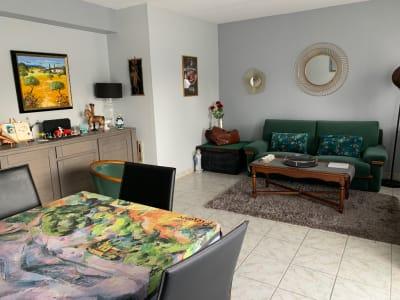 Appartement Type 3 en rez-de-jardin