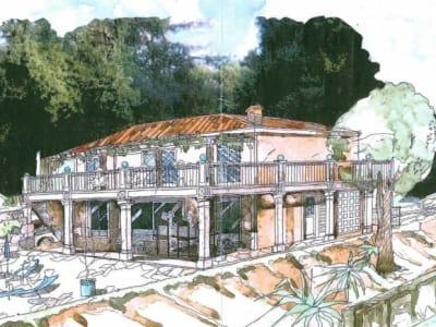 La Roquette Sur Siagne - 4 pièce(s) - 220 m2