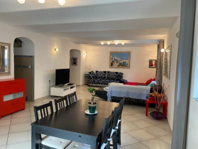Grand appartement,  6 chambres 180 m2