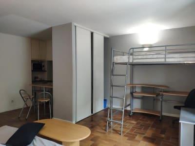 Mazamet - 2 pièce(s) - 28 m2 - Rez de chaussée