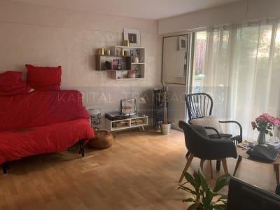Paris 14 - 1 pièce(s) - 33 m2 - Rez de chaussée