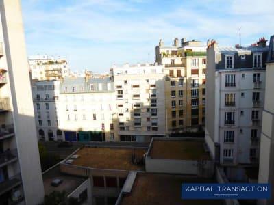 Paris 14 - 1 pièce(s) - 29 m2 - 7ème étage