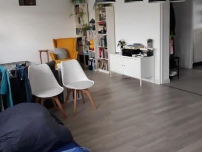 Hoenheim - 3 pièce(s) - 80.9 m2 - 3ème étage