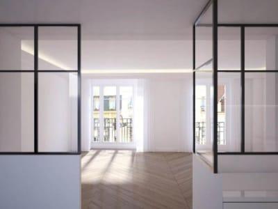Paris - 45.5 m2 - 1er étage