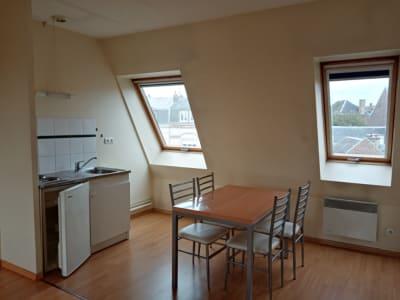 Appartement Saint-quentin - 1 Pièce(s) - 33 M2