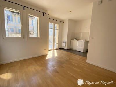 St Germain En Laye - 2 pièce(s) - 43.11 m2 - Rez de chaussée