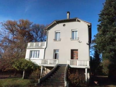 Maison années 1900 à Rilhac Rancon.